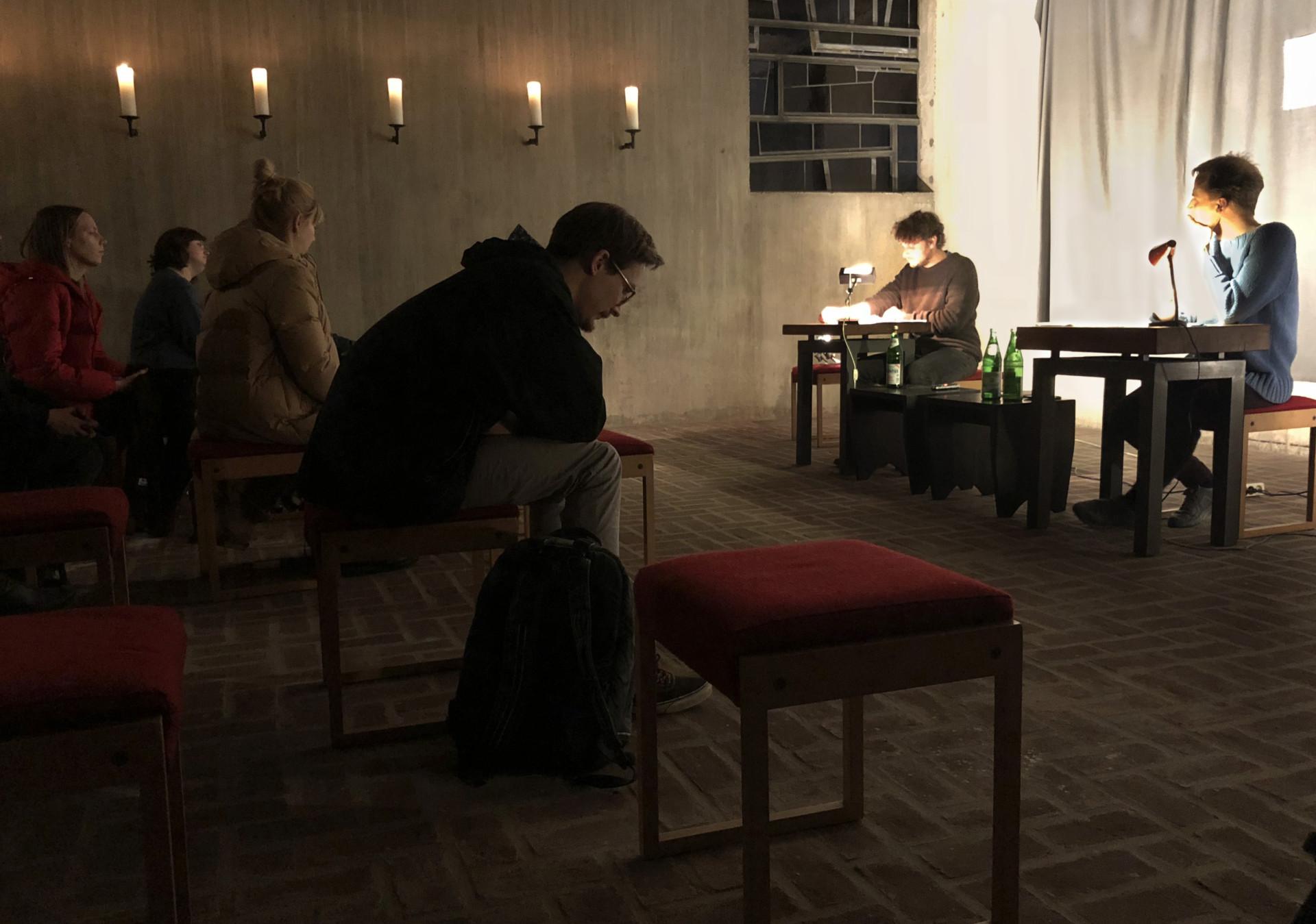 UHPC – Reading & Installation